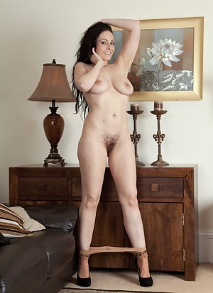 Apologise, nudist milf hairy possible and