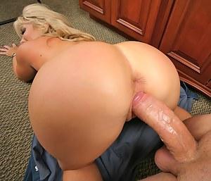 MILF Big Cock Porn Pictures